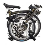 Brompton Raw and Black Laquer (8)
