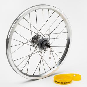 ברומפטון - גלגלים